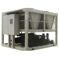 China R22 Air Cooled Screw Chiller , Industry Water Cooling Machine With Pressure Protection on sale