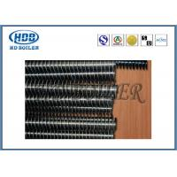 China Spiral Finned Tube Economiser For Boiler , Economizer Heat Exchanger High Efficiency wholesale