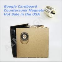 China Wholesales Strong Magnetic Force Google carboard NdFeB Ring shape magnet wholesale