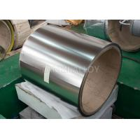 China High Resistivity Heating Strip FeCrAl Alloy 0Cr21Al6Nb Wide Strip Oxidation Surface wholesale