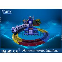 Buy cheap kiddies amusement park entertainment train ride from wholesalers