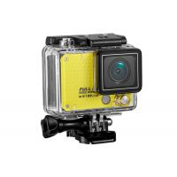 China Diving Bicycle / Swiming Small Waterproof Sports Action Camera Helmet Mounted USB2.0 Port wholesale