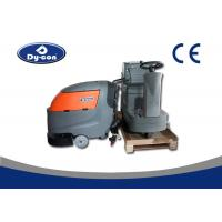 China Dycon Easy Operation 175 Rpm Brush Speed Floor Scrubber Dryer Machine , technical Floor Cleaner wholesale