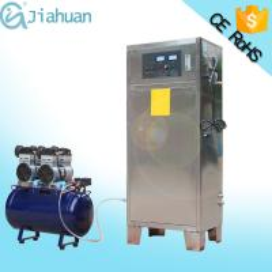 China 40g 50g 60g drinking water plant water treatment generador de ozono de agua ozonator disinfector wholesale