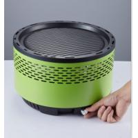 China Lotus Outdoor Portable BBQ Charcoal Grill/Smokeless BBQ Charcoal with Transport Bag/Battery Operated Fan Mini Grill wholesale