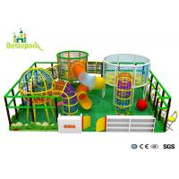 China Soft Giant Indoor Playground , Family Fun Indoor Playground For 2 Year Old wholesale