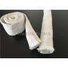 China Expandable Fiberglass Braided Heat Insulation Sleeve / Sleeving High Intensity wholesale