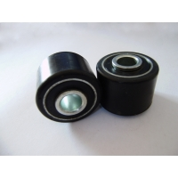 China OEM 1500mm Tapered Rubberized Conveyor Roller Parts wholesale