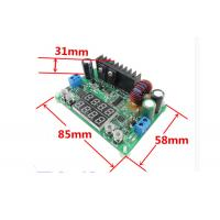 China CNC DC Regulated Power Supply / Adjustable Voltage Reducing Module Voltmeter Ammeter on sale