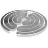 China MOCVD W-Re Wire Rhenium Filament , Silvery Metallic Sheet Heating Filament wholesale