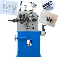 China High Efficient 380V Compression Spring Machine With 2.7KW Servo System wholesale