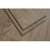 China wear resistant UV coating embossed PVC click lock vinyl flooring planks wholesale