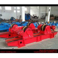 China Cylinder Seam Welding Turning Roll Pipe Welding Equipment Rotator Machine 80000kg wholesale