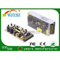 China 6.25A 150W 24v switching power supply / ac dc electronics power supply on sale