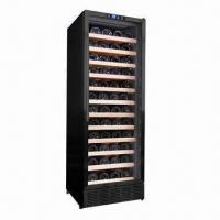 China 84 Bottles Capacity Single Zone Wine Cellar, Built-in or Free-standing wholesale