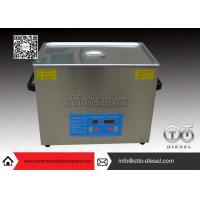 China Industrial 480W Ultrasonic Parts Washer Single Frequency 27000ml wholesale