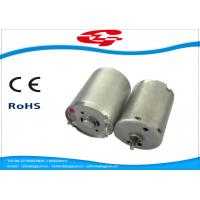 China High Torque Micro Brushed Permanent Magnet Motor 370 For Home Appliance wholesale