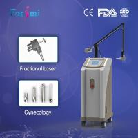 China Ultrapulse Fractional CO2 Laser with 3 vaginal treatment probes wholesale