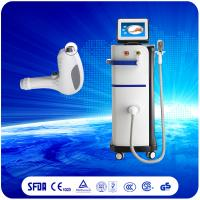 China Permanent Diode Laser Hair Removal Machine For Skin Rejuvenation wholesale