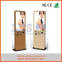 Buy cheap 46 Inch Advertising outdoor touch screen kiosk / self service interactive information kiosk product