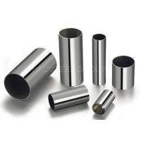 China Weld Seamless Stainless Steel Tubing Round Shape With Corrosion Resistance wholesale