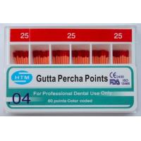 China Gutta percha point T0.04 wholesale