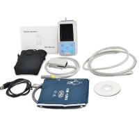 Quality 3 Parameters Portable Patient Monitor PM50 with SPO2 PR NIBP Function FDA approve for sale
