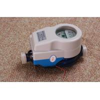 China Wired / Wireless Remote Read Water Meter , Valve Controlled Smart Water Meter wholesale