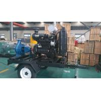 China Diesel Water Pump Sets With Cummins Diesel Engines For Agriculture And Fire Fighting wholesale