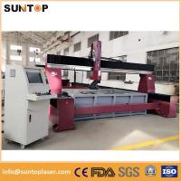China Dynamic 5 axis cnc water jet cutting machine for granite and marble wholesale