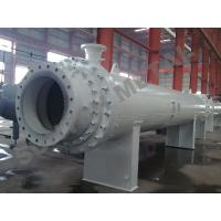 China Nickel Alloy C71500 Clad Shell Tube Heat Exchanger for Gas Industry wholesale