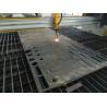 China Cutting Mind 4000mm CNC Plasma Cutting Machine , CNC Flame Cutting Machine 380V wholesale