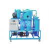China Automatically Transformer Oil Purification MachineFor Dehydration / Degasification wholesale