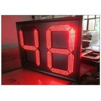 China 2 Digit LED Countdown Timer with GPS / RF IR Wireless Remote / Buttons Control wholesale