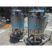 China Reliable Quality Mobile Liquid Storage Tank(Ointment,Cream,Lotion) wholesale