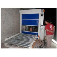 China PLC Control Air Shower Tunnel With Conveyor Roller line ,  Auto slide door wholesale