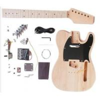 China Basswood TL Type DIY Electric Guitar Kits with Tele Pickups AG-TL3 wholesale