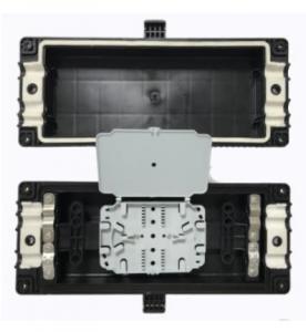 China Fiber Optic Splice Box 12 - 48 Core Fiber Splice Enclosure wholesale