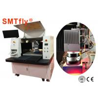 China 1.2mm Circuit Boards PCB Depanelizer Machine 3KW Laser Power Supply SMTfly-LJ330 wholesale