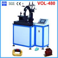 China transformer coil winding machine for silicone rubber insulator wholesale