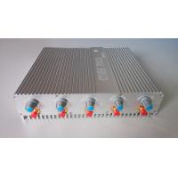 China Sliver DCS / PCS Mobile Phone Signal Jammer 1805MHz - 1990MHz wholesale