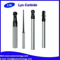 China various carbide 2 flute ball nose end mill wholesale