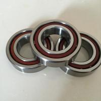 China HSD Spindles Sealed Angular Contact Ball Bearing 68mm OD GCr15 With DBA DFA wholesale