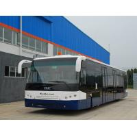 China 14m Picking up 120 passengers bus airport Ramp Bus Fully Aluminum wholesale