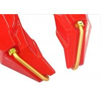 Quality Universal Colored Brake Caliper Covers Stable With Rubber Shield In Each Side for sale
