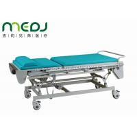 Quality 220V 50HZ Hospital Examination Table Remote Control Sheet Change 1 Year Warranty for sale