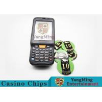 China Casino Poker Chips / Checker ID Chips Detector Handel Terminal Detection Equipment wholesale