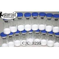 Quality Purity 99% Raw Peptide Powder Lean Body Mass CJC -1295 DAC 5mg / Vial, 2mg / Vial for sale