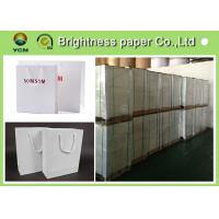 China Fbb C1s Ivory Board Paper Sheets 190gsm /  210gsm For Paper Handbag wholesale