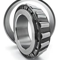 China Mining Machine Taper Roller Bearing 38 X 63 X 17 Mm With Ring Material Chrome Steel wholesale